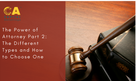 The Power of Attorney Part 2: The Different Types and How to Choose One