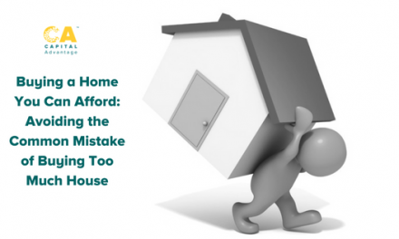 Buying a Home You Can Afford: Avoiding the Common Mistake of Buying Too Much House