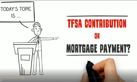 Pay-down your Mortgage or Top-up your TFSA?